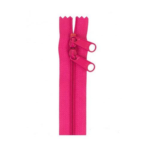 "30"" Double Slide Bag Zipper Lipstick By Annie"