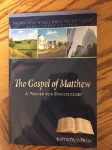 The Gospel of Matthew – A Primer for Discipleship