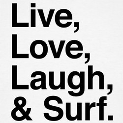 live-love-laugh-and-surf-t-shirts-herre-t-shirt