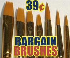 bargain brushes.JPG