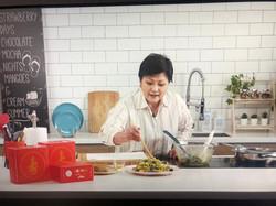 MyTVSuper 黃淑儀教你煮蝦子麵