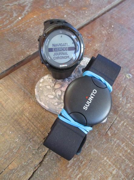 SUUNTO montre GPS