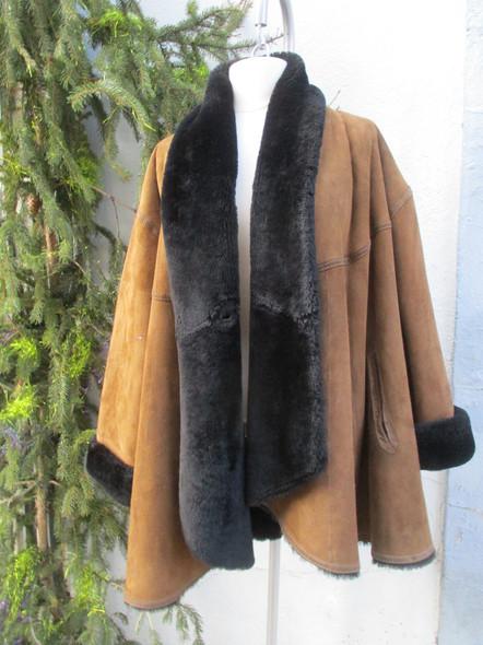 sans marque manteau/cape