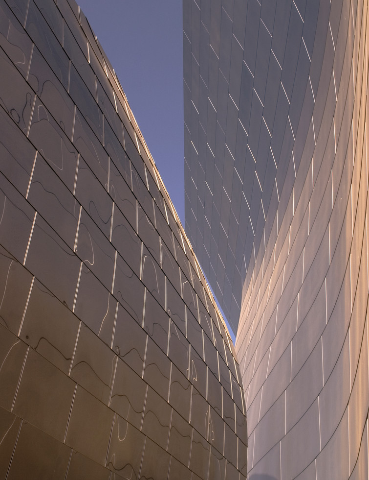 DISNEY CONCERT HALL, L.A. CA