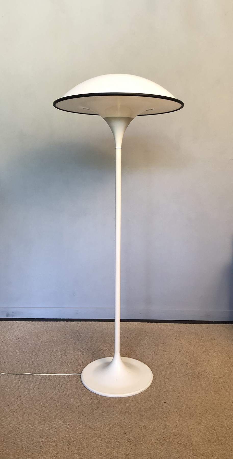 Cosmos floor lamp by Preben Jacobsen