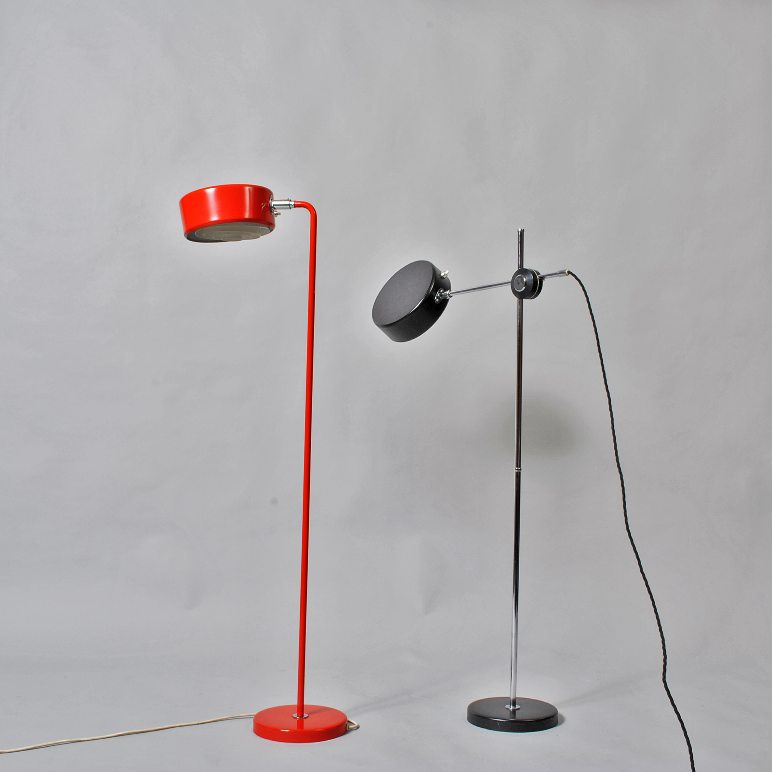 Pair of Simris or Olympia Floor Lamp by