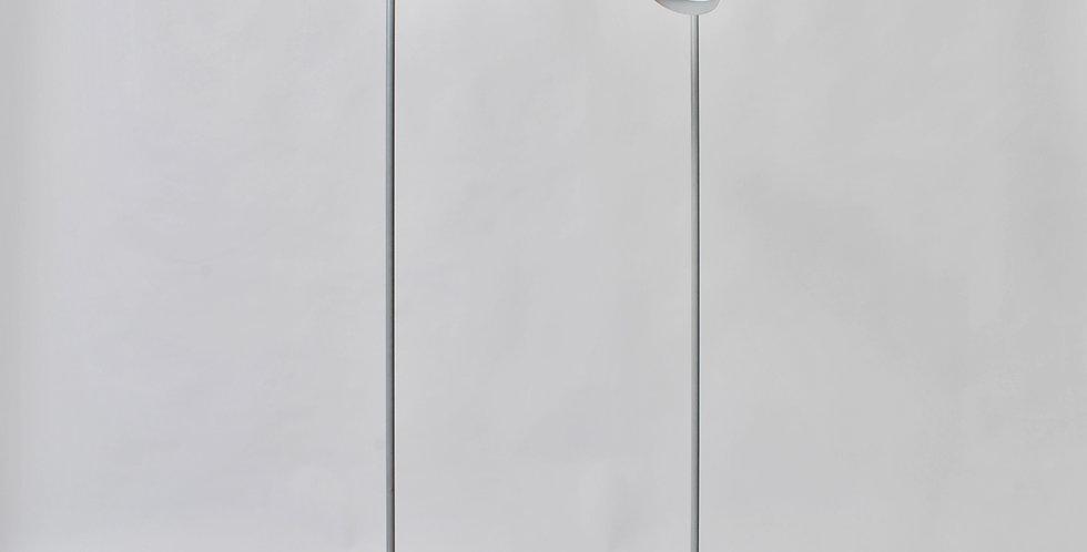 """Pair of Jo Hammerborg """"Studio"""" Floor lamps, 1960s For Fog & Mørup"""