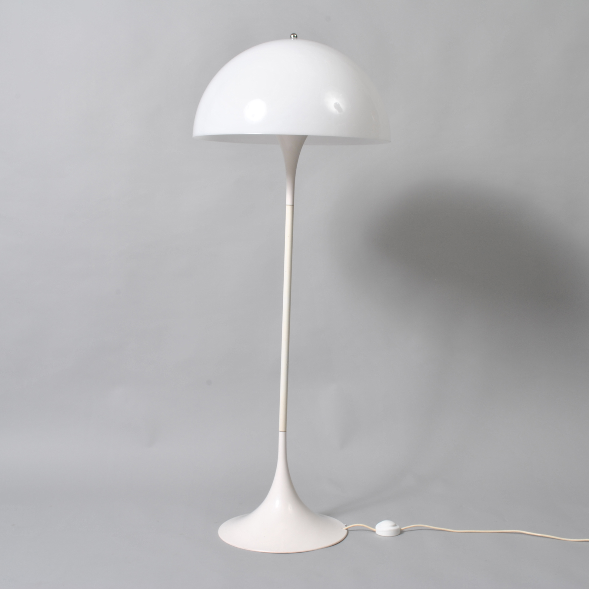 Panthella Floor Lamp by Verner Panton fo