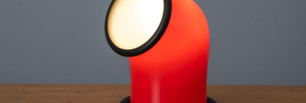Michael Bang Epoke glass lamp for Holmegaard, 1972