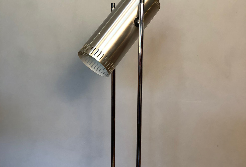 Trombone Floor Lamp by Johannes Hammerborg for Fog & Mørup
