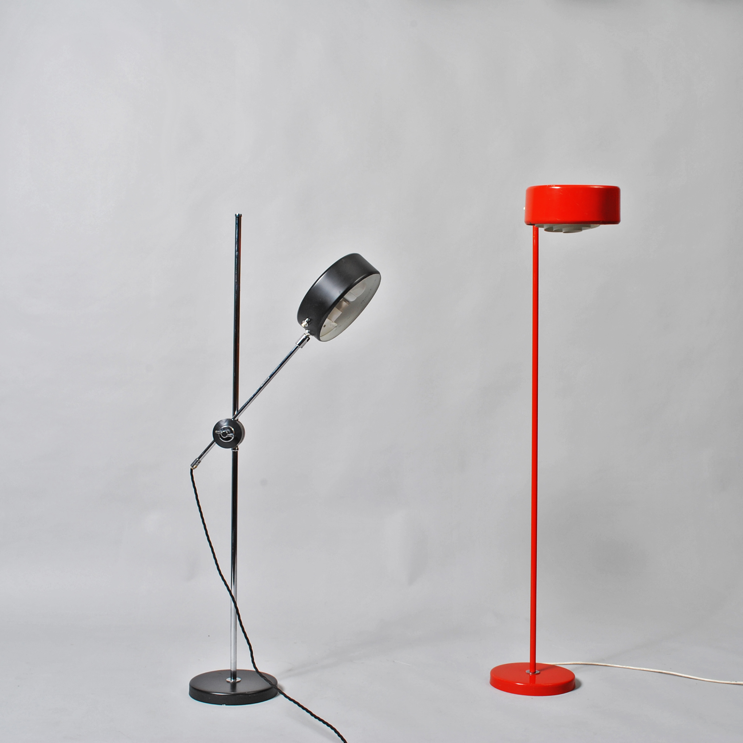 Pair of Simris or Olympia Floor Lamp by
