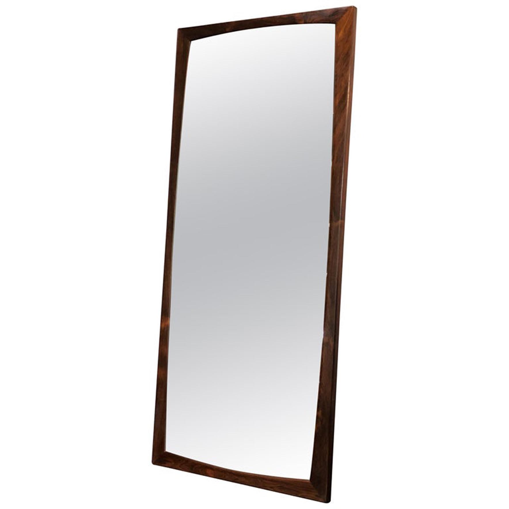 Danish Midcentury Mirror, Aksel Kjersgaa