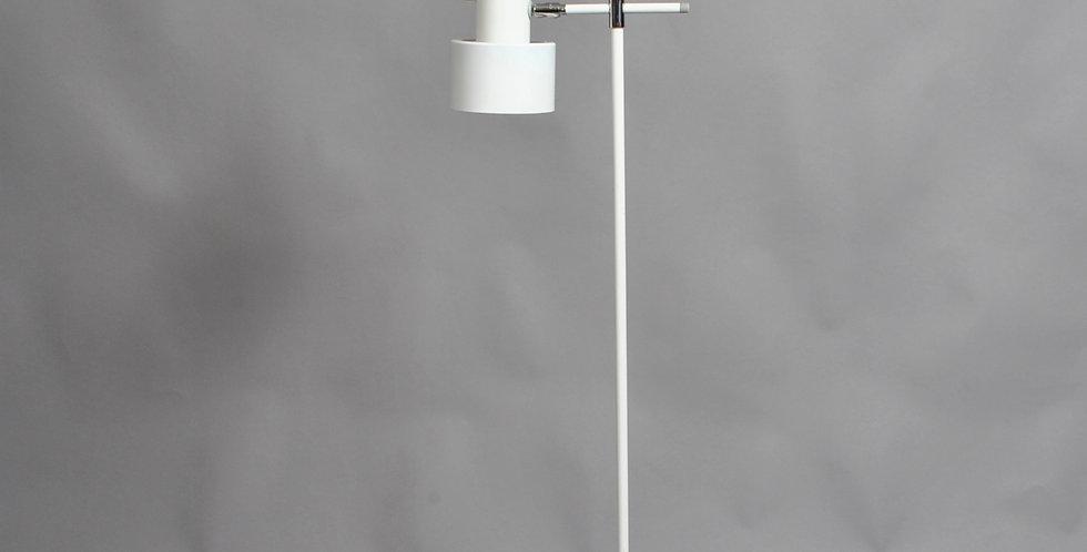 Danish Lento Floor Lamp Jo Hammerborg for Fog & Mørup, 1960s