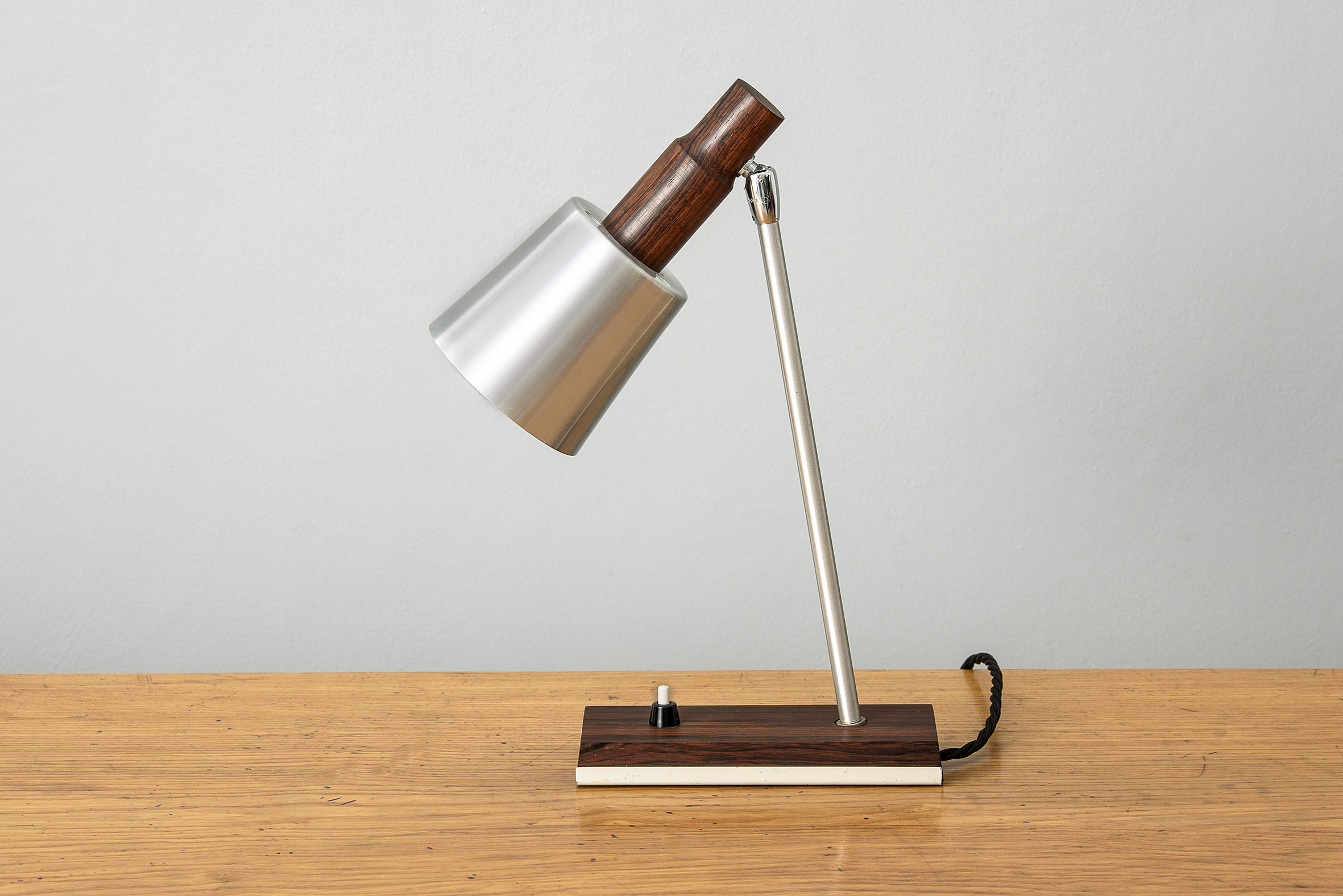 Danish 'Silva' Table Lamp by Lyfa
