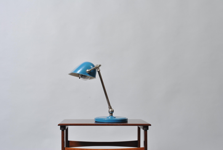 Midcentury library desk lampMidcentury b
