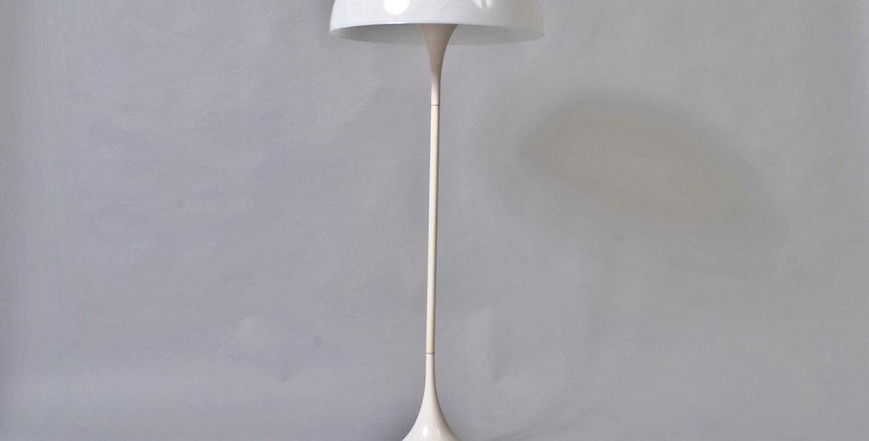 Verner Panton Panthella Floor Lamp, Louis Poulsen