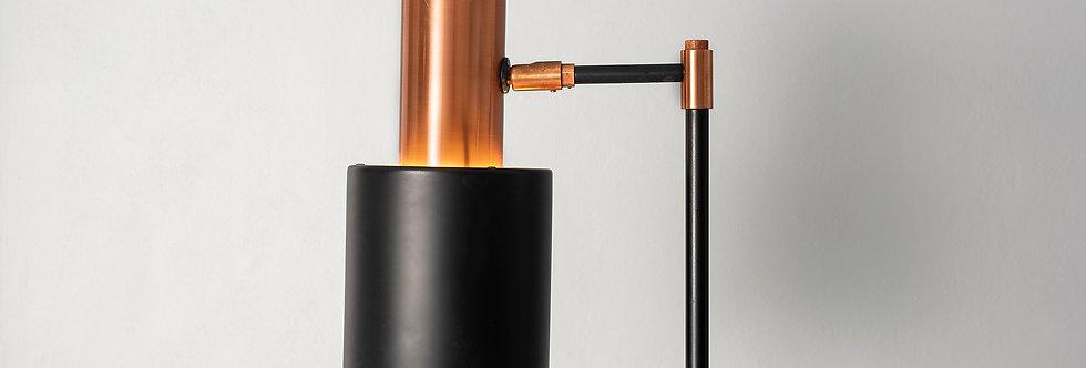 Studio lamp by Jo Hammerborg for Fog & Mørup, 1960