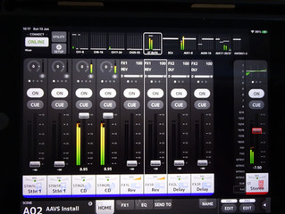New System gives St Mary's Church a different Sound!