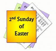 Low Sunday Service at St Mary's