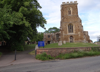 This Week's News from St Mary's Church