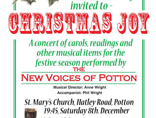 """Christmas Joy"", A Concert in St Mary's Church"