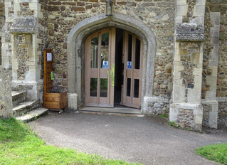 Church Opening Hours and Service Information