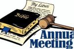 Potton Annual Parochial Church Meeting, 2021