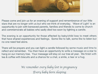 TODAY - LITTLE STARS                          Part of the National Baby Loss Week