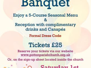 Summer Banquet 2019                            Get your Tickets Now!!!!