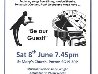 New Voices of Potton Summer Concert
