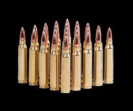 223 Ammunition 5.56 NATO 55 Grain FMJ