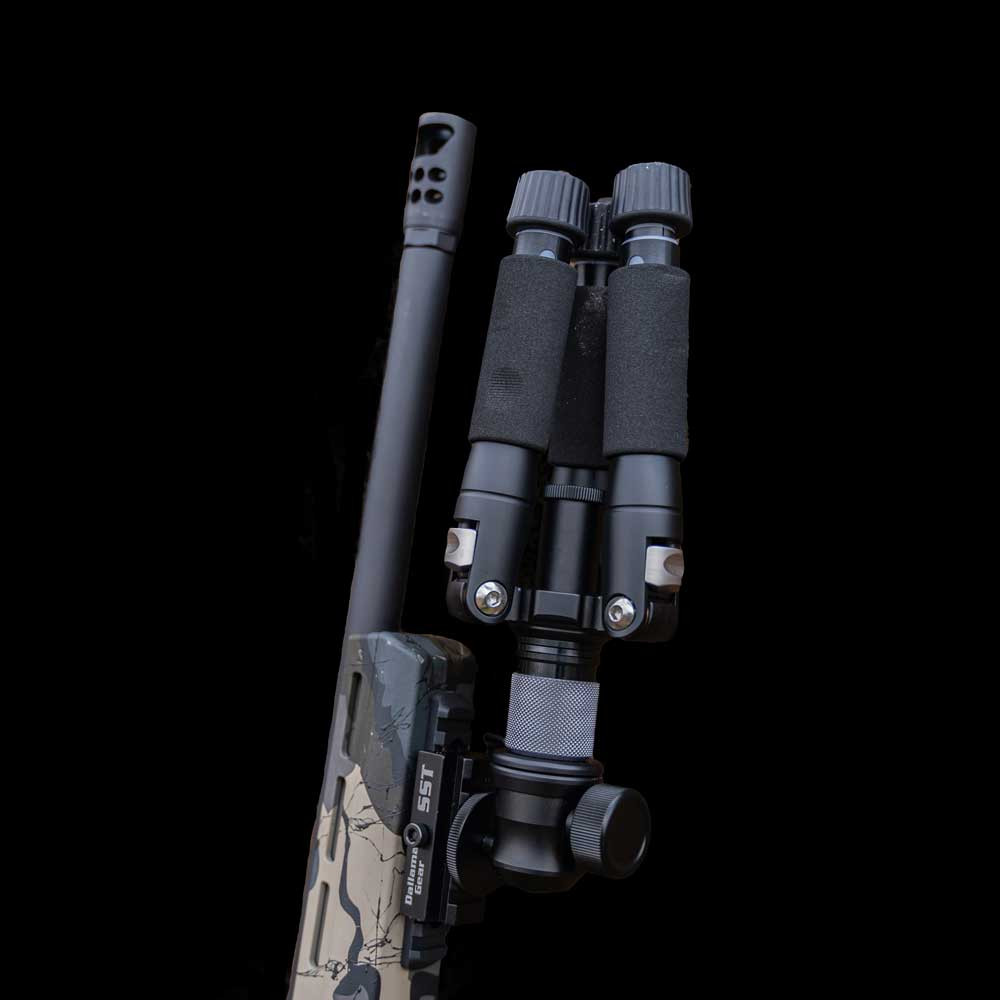SSTX - Subcompact Shooting Tripod Extendable