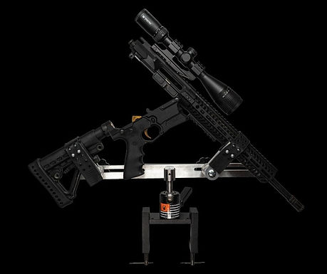 VersaCradle Gun Vice and Shooting System