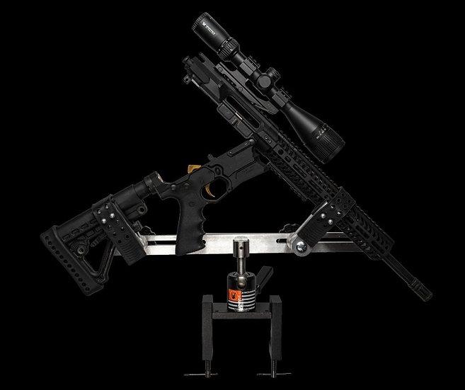 VersaCradle Gun Vice and Shooting System
