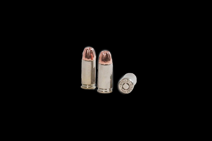 9mm 124 Hollow Point Reman Ammunition