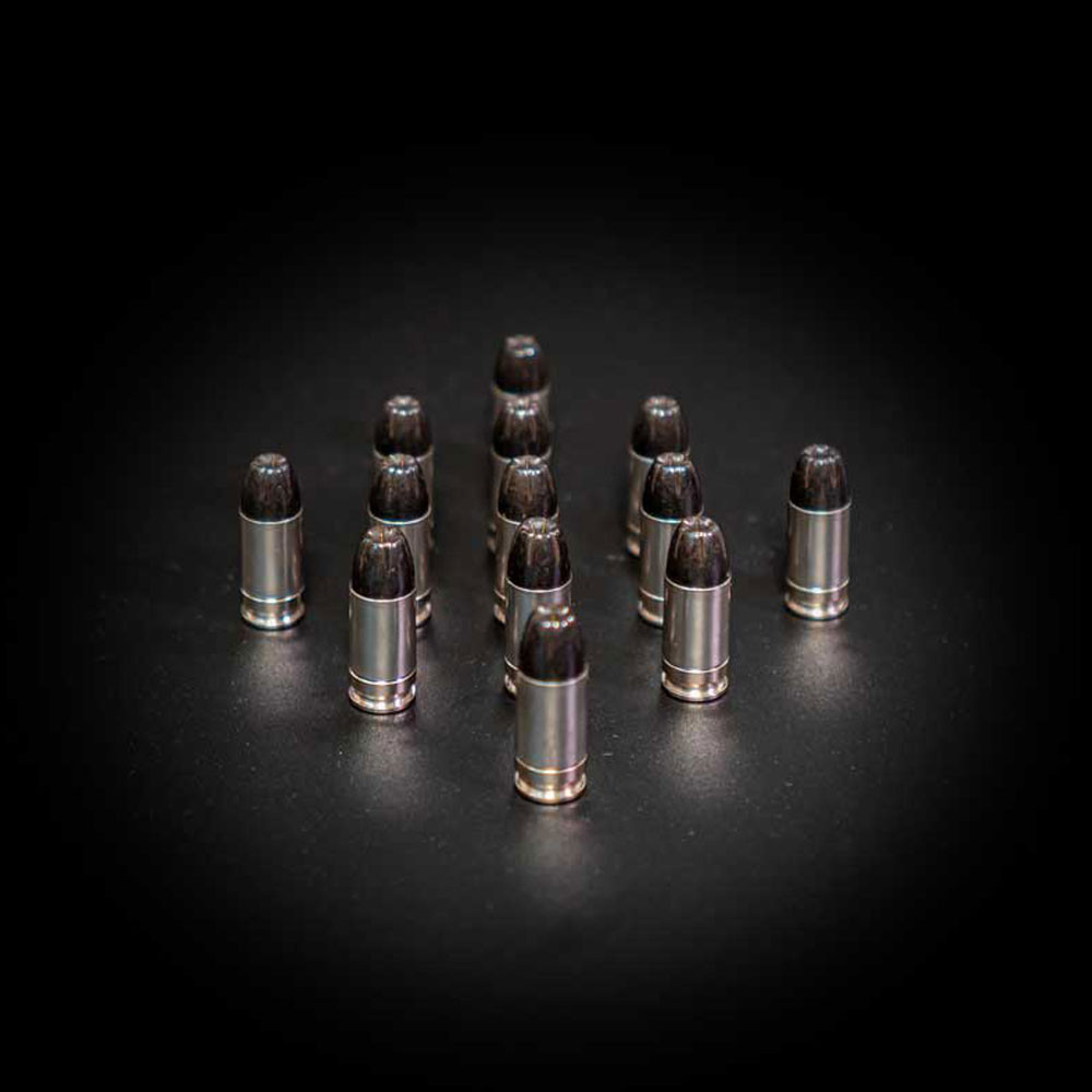 X-Truder Home Defense Bullets 9mm 124