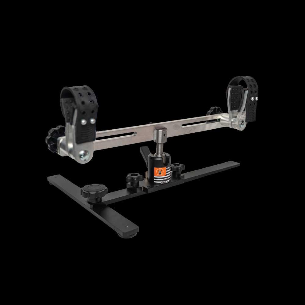 VersaCradle System Shooting Setup