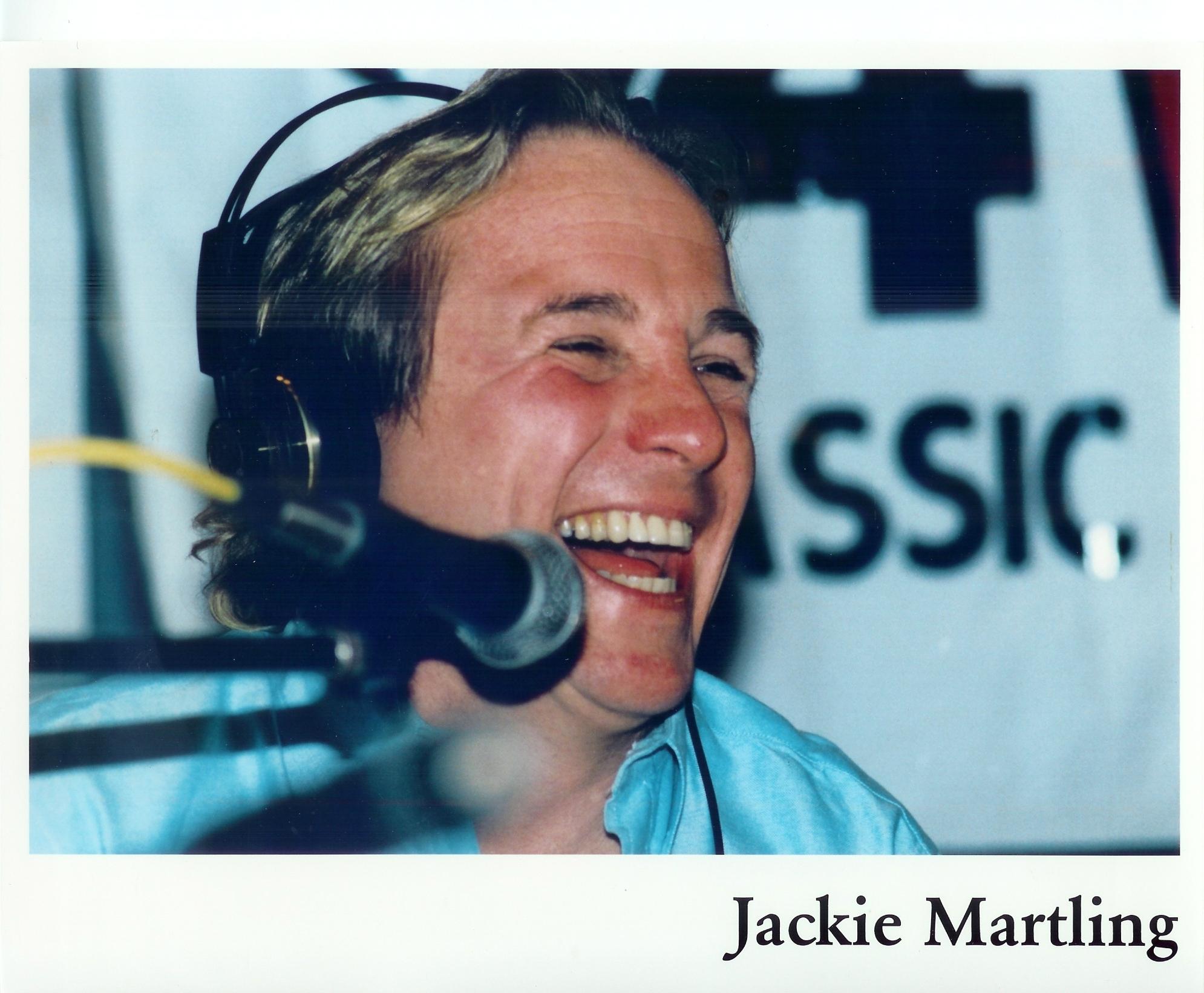 Jackie Martling