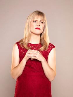 Bamford_Red Dress_photo Robyn Von Swank.