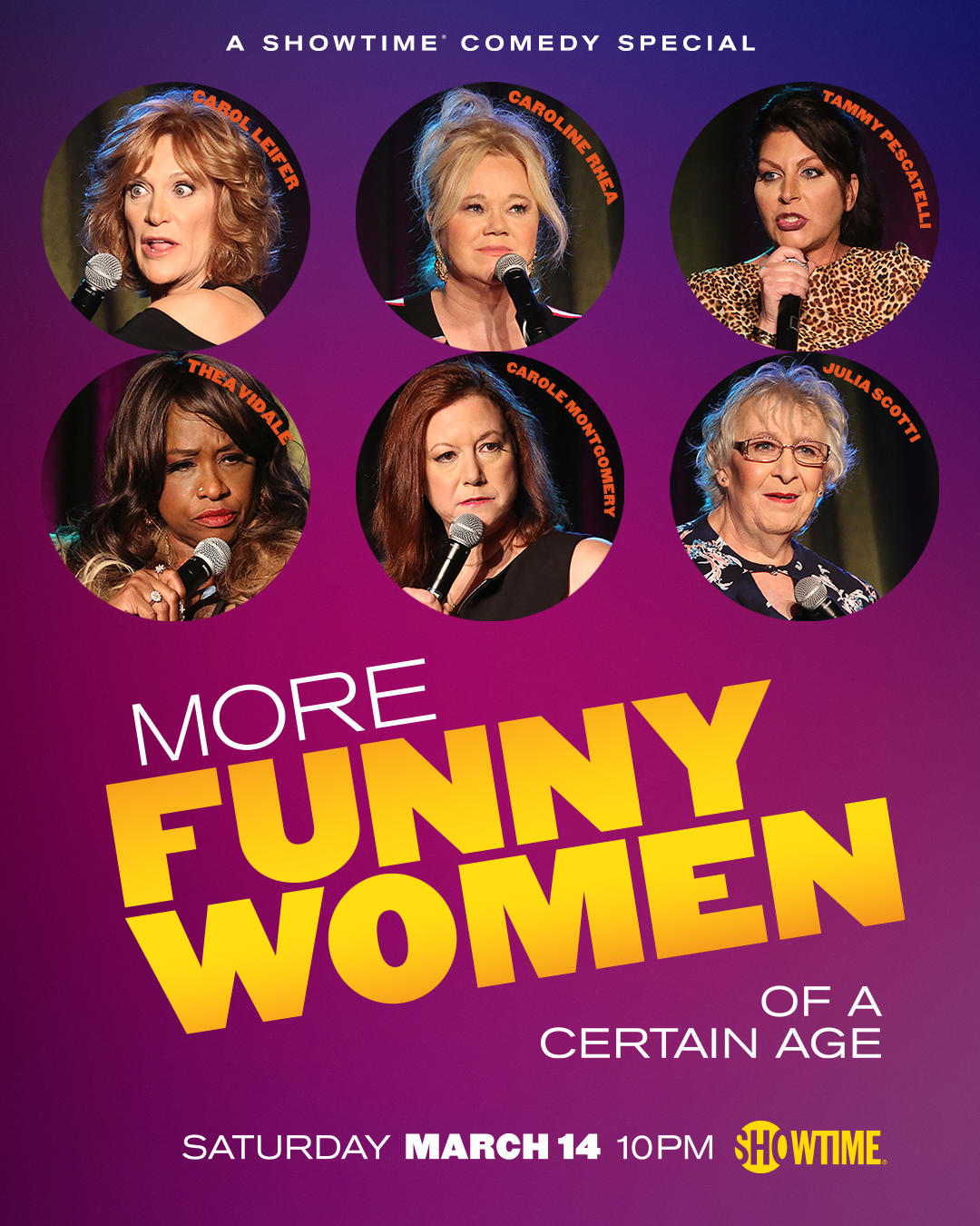 More Funny Women