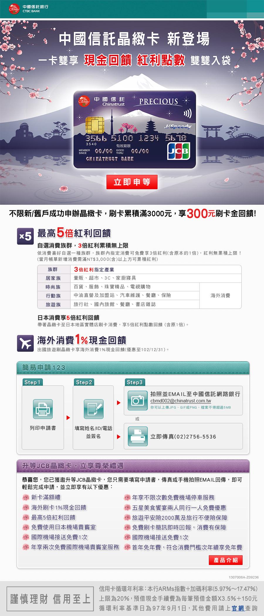 中國信託JCB