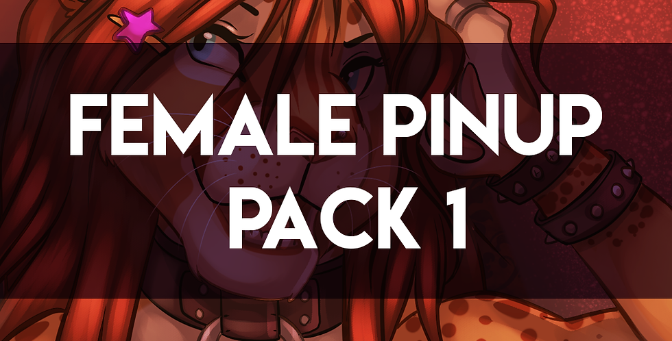 Female Solo Pack