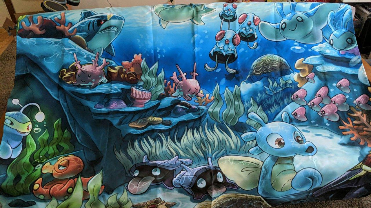 Coral Reef Tapestry 2