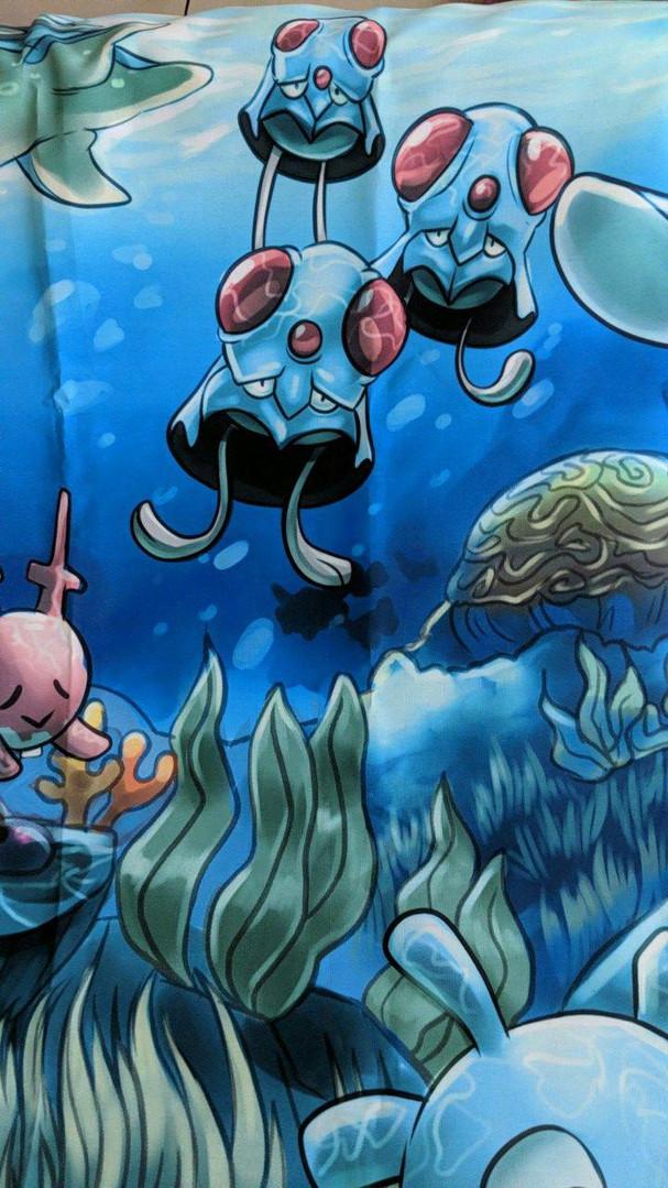 Coral Reef Tapestry 4
