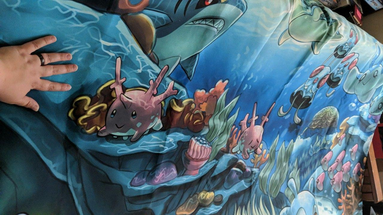 Coral Reef Tapestry 1