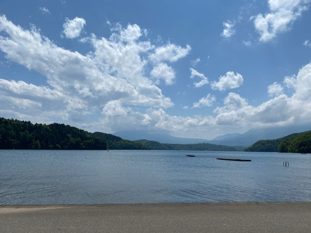 5月29日(土) 今日の野尻湖