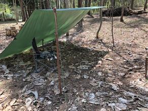 4月29日(木・昭和の日)スタイルキャンプ Vol.1 「タープ設営&ロープWS」