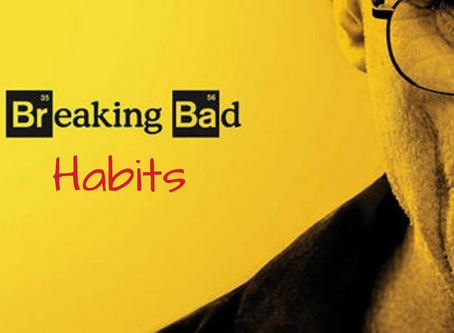 5 Steps to Breaking Bad Habits