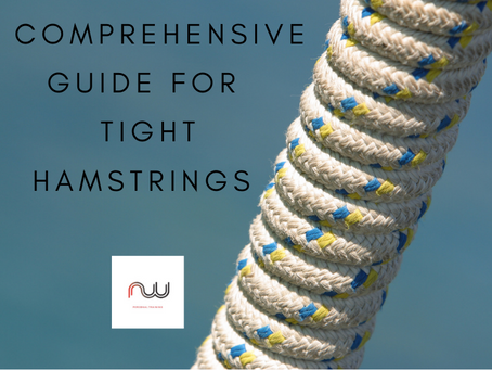 A comprehensive guide for tight hamstrings & what to do about them!