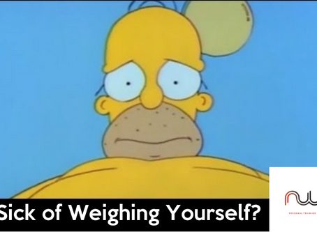 Sick of Weighing Yourself?